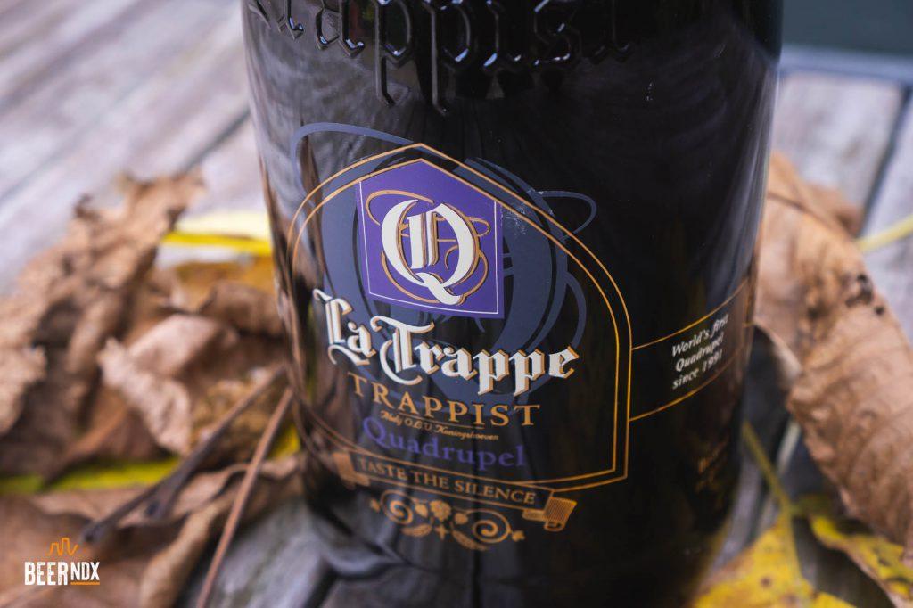 Picture of: La Trappe Quadruple Magnum Bottle Limited Edition